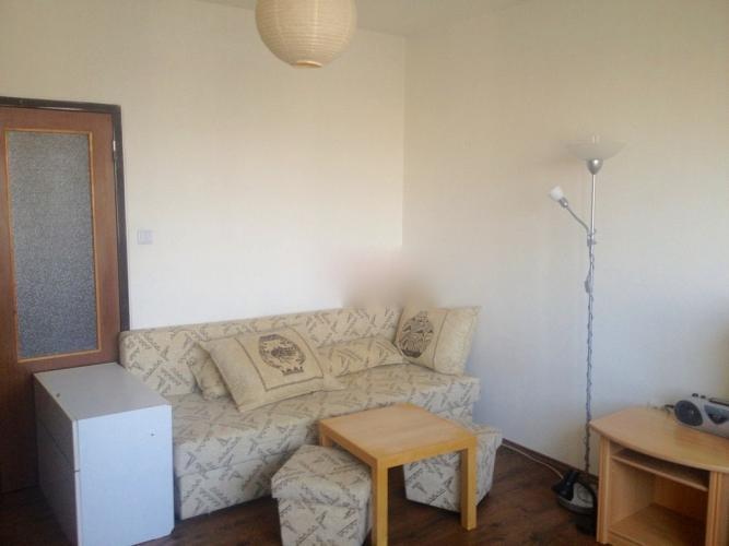 Reality COMFORT LIVING ponúka - Kompletne zariadený 1 izbový byt s loggiou na Hraničnej ulici