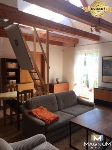 Reality Mezonetový 2i byt v RD, samostatný vchod, kľudná lokalita,BA - Rusovce