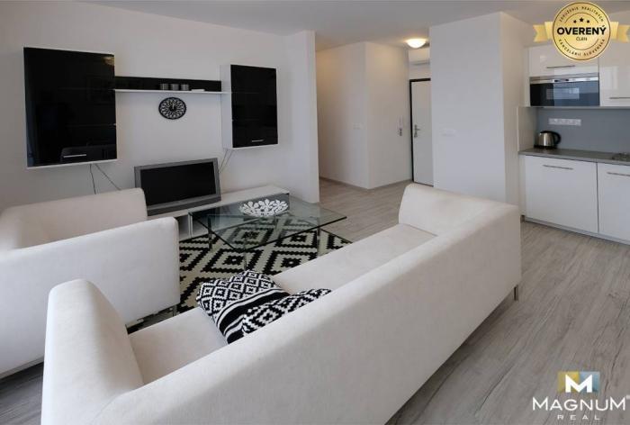 Reality Nový 2i byt, novostavba, balkón, parking, Slnečnice, Petržalka