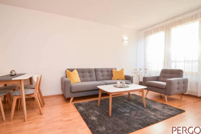 Reality Zariadený 2-izbový byt v Rozadole