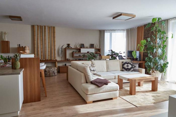 Reality Veľkometrážny 2 izbový byt 102,8m2, NOVOSTAVBA, ZARIADENÝ