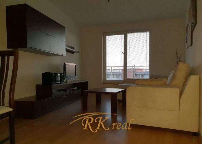 Reality Moderný, svetlý vnovostavbe 2 izb.byt – zariadený, na Kresánkovej ul.