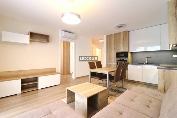 Reality LEXXUS-PRENÁJOM nový 2 izbový byt v novostabe URBAN Residence - garáž