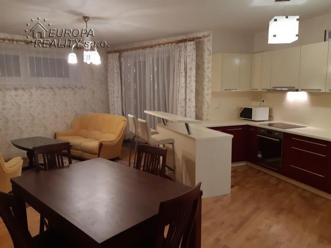 Reality Prenájom 3 izb. byt v novostavbe na Kramároch