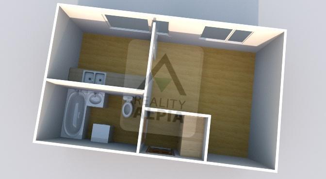 Reality 1-izbový byt byt, Martin, Košúty II.