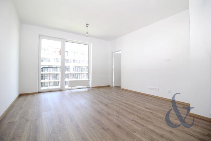 Reality Nový 2-izb. byt s parkovaním, novostavba SLNEČNICE - sťahovanie leto 2019