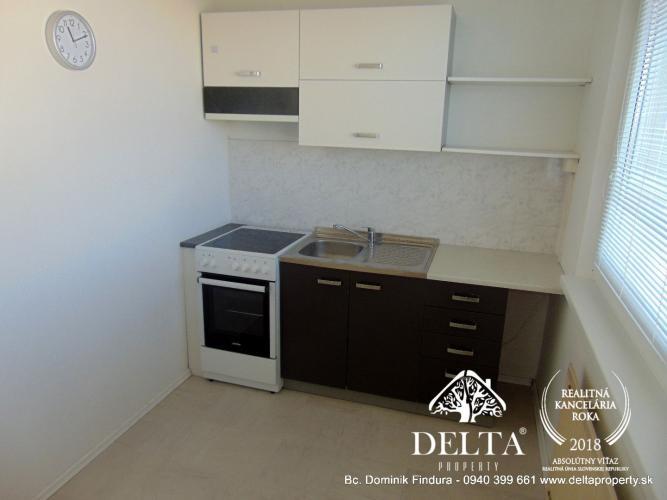 Reality DELTA - Pekný, slnečný 2-izbový byt s balkónom na predaj Poprad - Juh 3