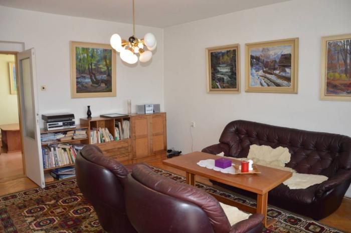 Reality Veľký 5-izbový byt s vlastnou záhradou, 109 m2, Sever, ul. Mengusovská