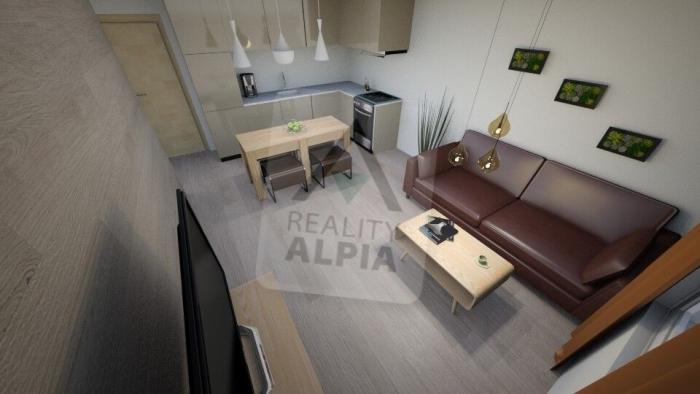 Reality 2-izbový byt byt, Ružomberok, Rybárpole, Malé Tatry