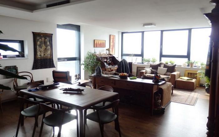 Reality BA River Park (Dvořákovo nábrežie) - luxusný veľkometrážny byt 185 m2 + parkovanie.