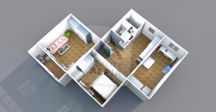 Reality 3-izbový byt byt, Poprad