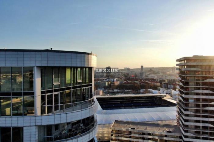 Reality LEXXUS-PREDAJ Luxusný 5 izbový Penthouse v projekte III Veže s terasou