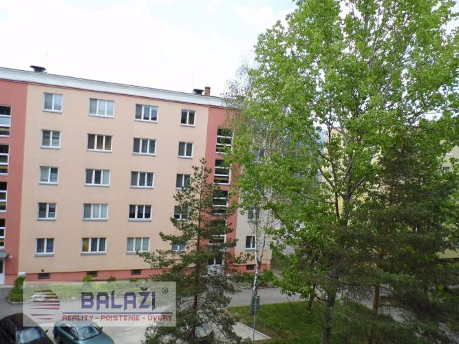 Reality MARTIN SEVER 2 izbový byt 56m2 s balkónom