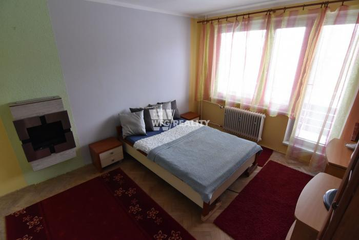 Reality znížená cena! -1 izbový byt s velkou loggiou v KNM