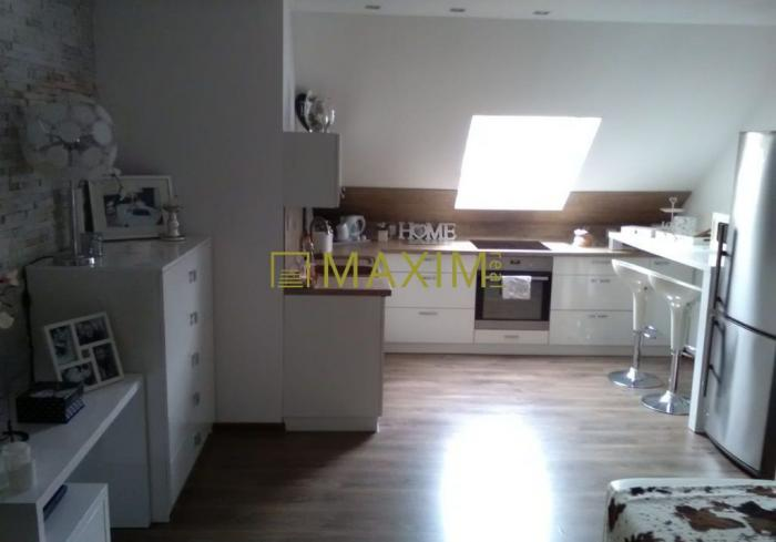Reality 2- izbový byt na Kapitulskej ulici
