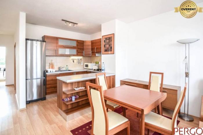 Reality 2-izbový byt na Záporožskej ulici