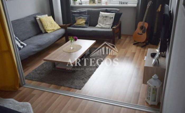 Reality 1 izbový byt s krásnym výhľadom