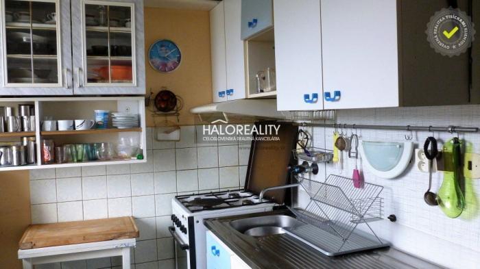 Reality Predaj, trojizbový byt Košice Západ - Terasa, Idanská - EXKLUZÍVNE HALO REALITY