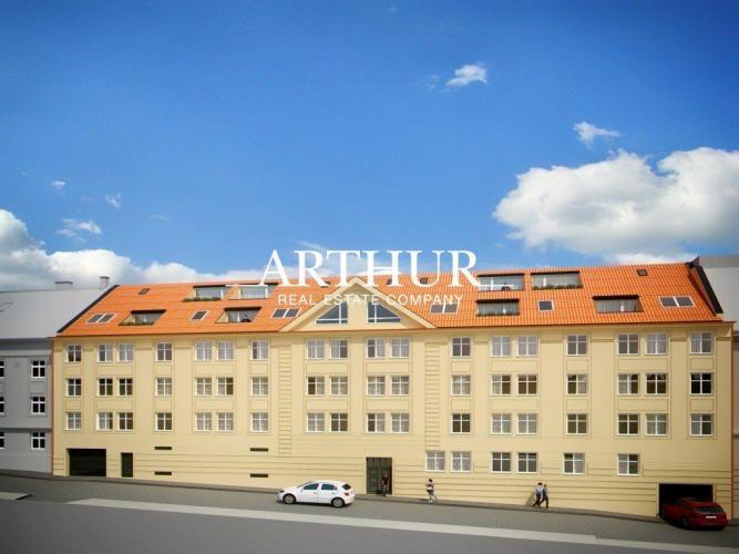 Reality ARTHUR - Predaj pekného 1 izbového bytu v širšom centre, útulná novostavba