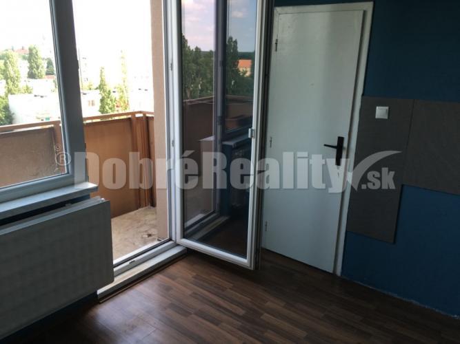Reality 2 izb. byt na ul. Gazdovskej - 2 balkóny