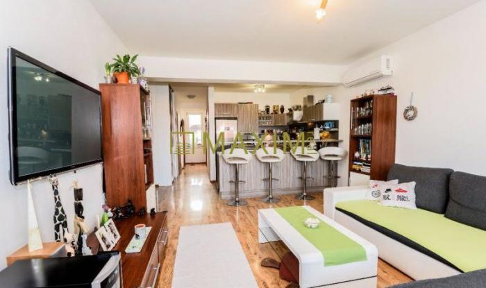 Reality 4- izbový byt v Rovinke aj so záhradou