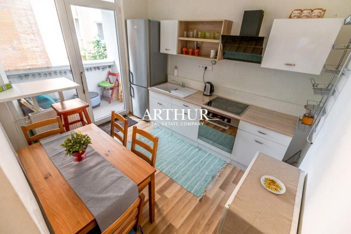 Reality ARTHUR - 3-izbový byt na Vigľašskej po kompletnej rekonštrukcii
