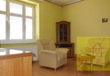 Reality Veľký 1-izbový byt v centre Zvolena