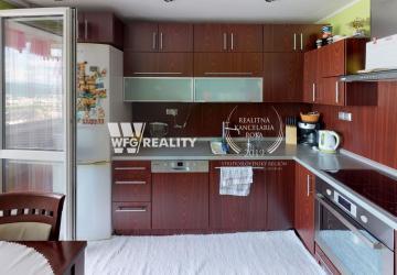 Reality ***3D prehliadka***Slnečný 3-izbový byt s pekným výhľadom