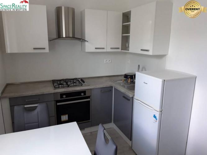 Reality Novo zrekonštruovaný 2 izb byt na Ostredkovej ulici