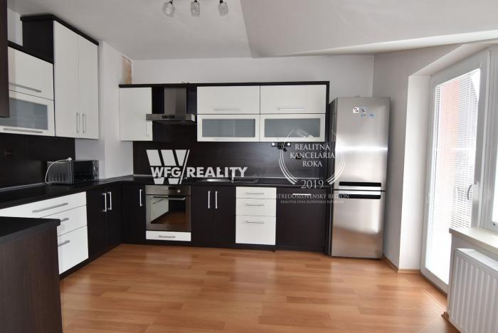 Reality 2 izbový slnečný byt s loggiou v novostavbe