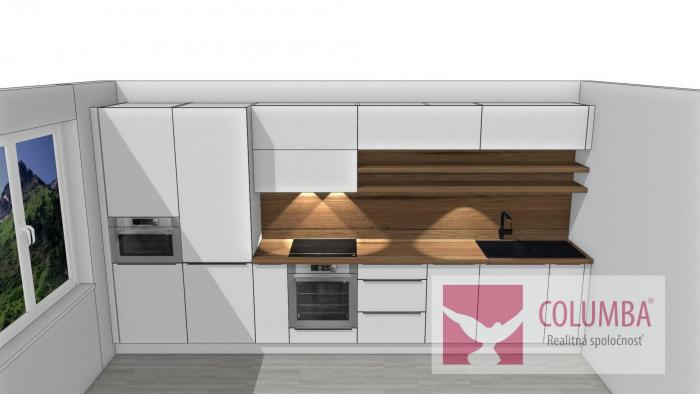 Reality PREDAJ! 3 izbový byt, 65 m2, Handlová + súťaž o kávovar