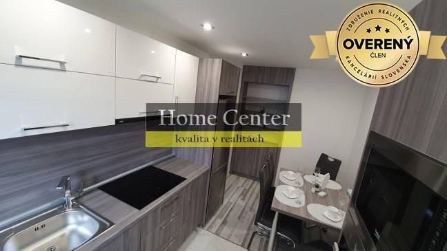 Reality PREDAJ : nadštandardný tehlový 3 izbový byt na kľúč, 75 m2, Komárno
