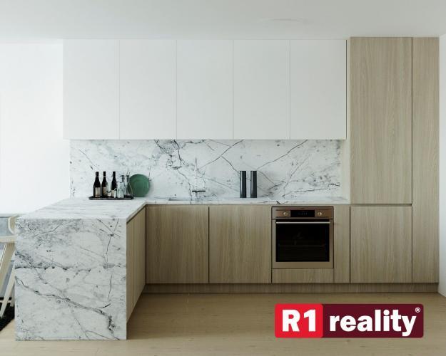 Reality AKCIA ! Novostavba 3 izb. byt /VIZUALIZÁCIA BYTU, A1, 75,32 m2 s terasou a balkónom/ centrum Pieš