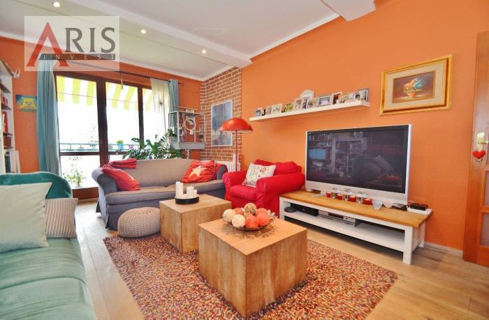 Reality PREDAJ: 3-izbový priestranný byt s loggiou v srdci Ružinova