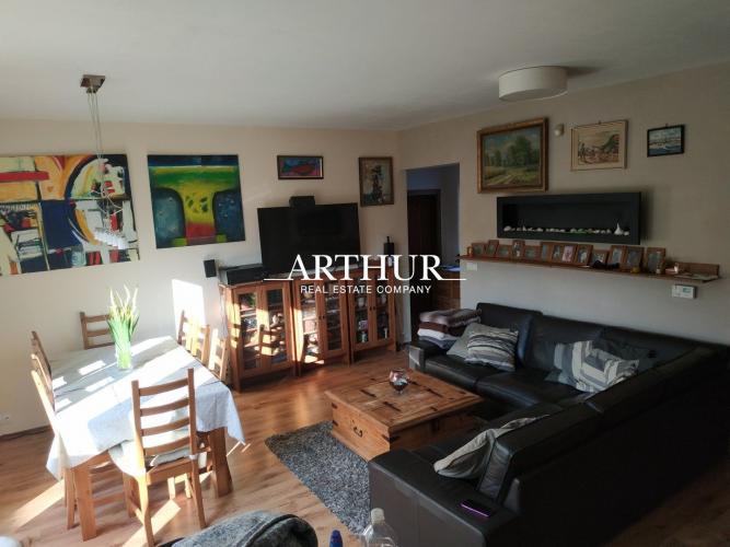 Reality ARTHUR - 3 izbový byt so záhradkou a garážou v Ivanke p.Dunaji