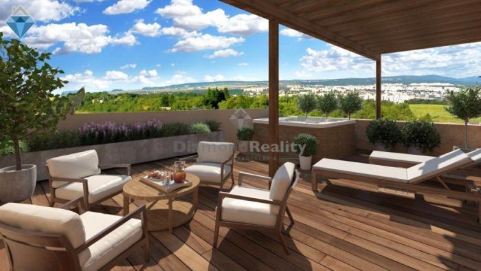 Reality Na predaj 3 izbový byt (A1/33) vo výstavbe v lokalite Panoráma.
