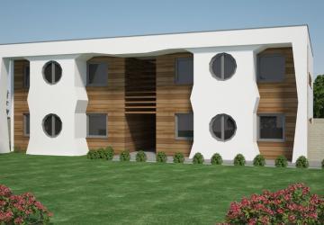 Reality 3 izbový byt novostavba so záhradou v Dunajskej Strede