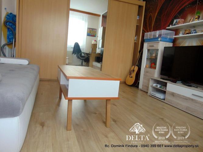 Reality REZERVOVANÉ - Slnečný 1-izbový byt s balkónom na predaj Poprad - Juh 3
