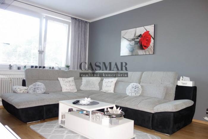 Reality CASMAR RK – TOP LOKALITA!!! zrekonštruovaný 2izb.byt 50m2, Hospodárska