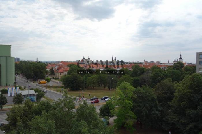 Reality CASMAR RK – Novozrekonštruovaný 3 izb. byt s balkónom, Hospodárska ul.
