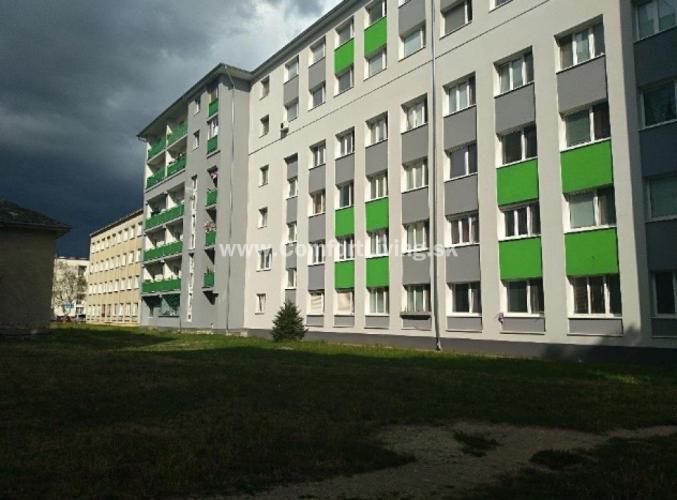 Reality COMFORT LIVING ponúka - Zariadený 1 izbový byt v tehlovej nadstavbe na Nobelovej ulici