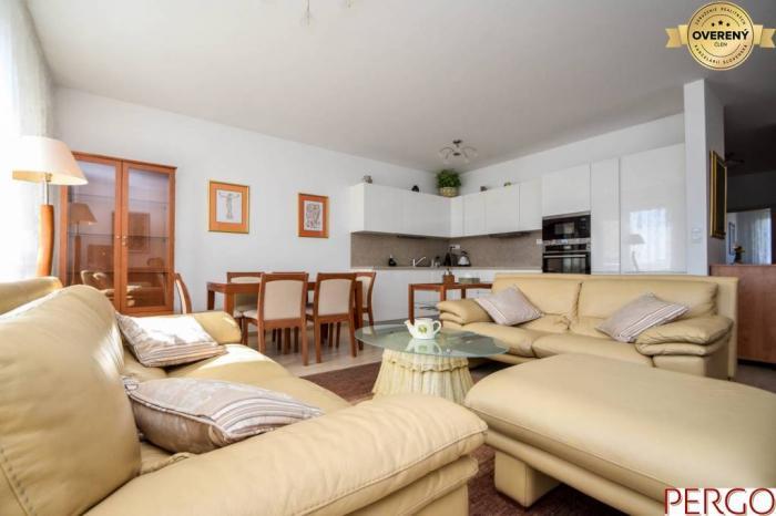 Reality 3-izbový byt v novostavbe Jégeho alej