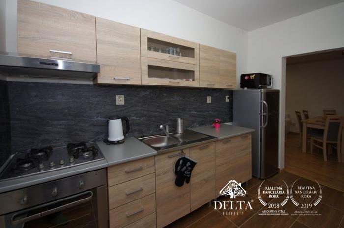 Reality Pekný 4izbový byt na prenájom, Tatranská Kotlina