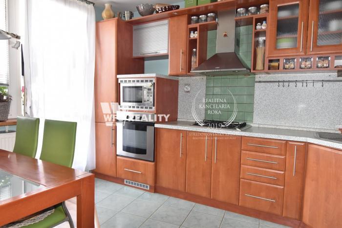 Reality 3 izbový nadštandardny byt - Hájik/71m2/