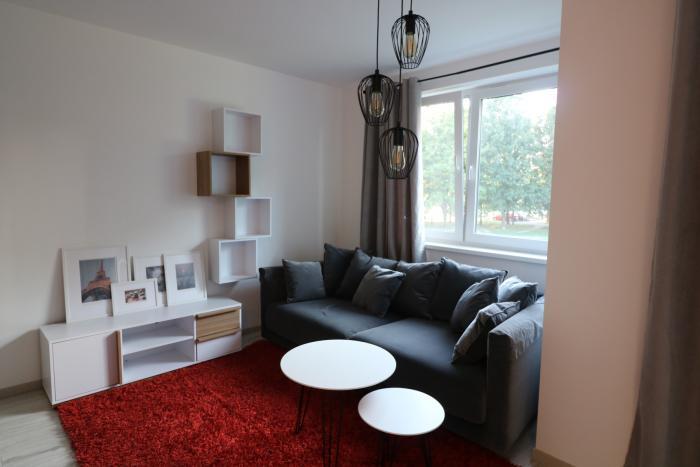 Reality 1-izbový apartmán s garážovým státím