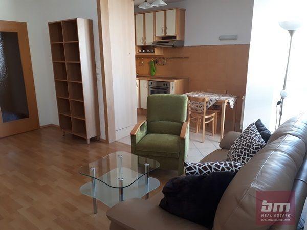 Reality Prenájom 1 - izb. bytu v novostavbe v Ružinove Na Križovatkách