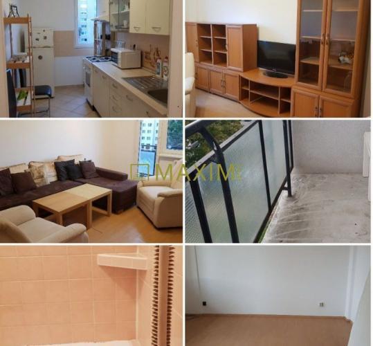 Reality Čiastočne zariadený 3- izbový byt na Zálužickej ulici