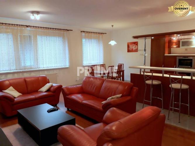 Reality Pekný v 3i byt, novostavba, balkón, parking, Klenová ulica, Kramáre