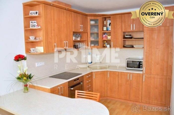 Reality Pekný 2i byt, balkón, parking, tichá časť, Čaklovská ulica, Ružinov
