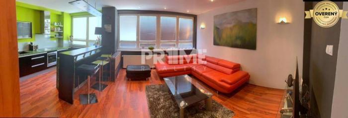 Reality Krásny 2i byt,priestranný,balkón,centrum,Jesenského ulica,Staré Mesto